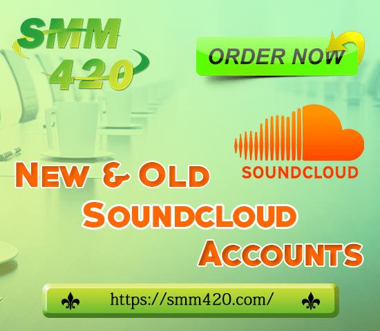 Buy Verified Soundcloud Accounts