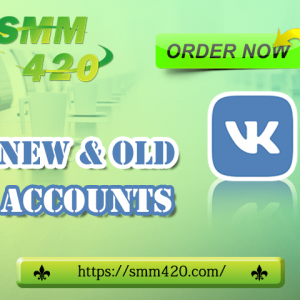 buy VK Accounts