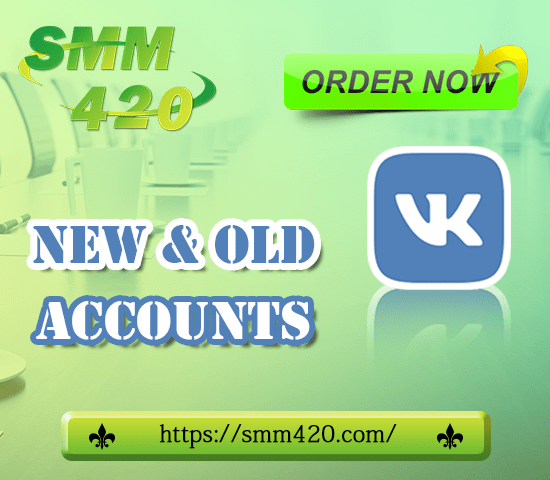 buy VK Accounts
