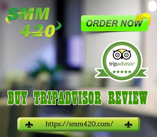 Buy TripAdvisor Review